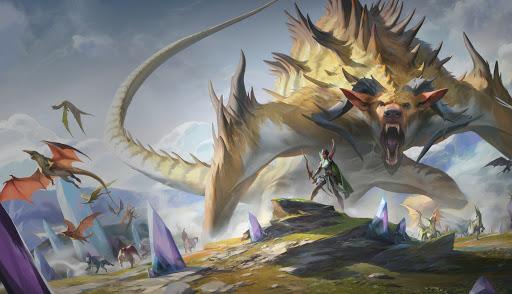Ikoria: Lair of Behemoth – Triome Lands