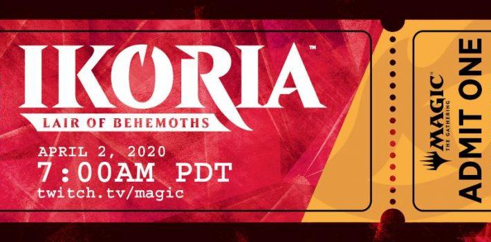 Ikoria e Commander 2020: Spoiler Fantastici e dove Trovarli