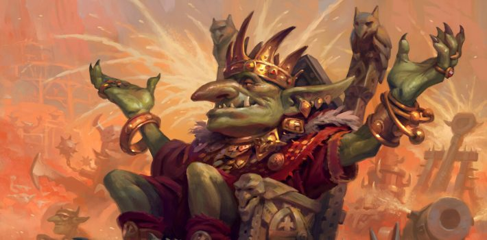 Guide ai Deck: Goblin Historic