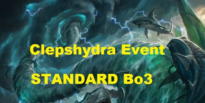 Clapshydra Event – Standard Bo3