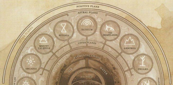 Beyond the Multiverse – D&D Planeswalker