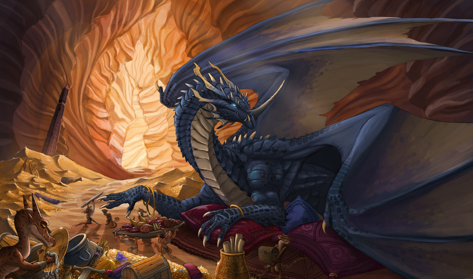 Forgotten Realms Constructed Selection by Team Clepshydra